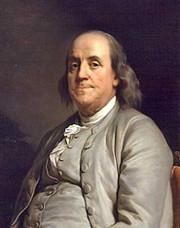 Benjaminfranklin