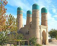 Uzbekistan_bukkara