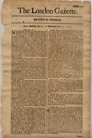 London_gazette1705