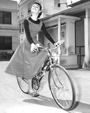 Audreyhepburnbicycle