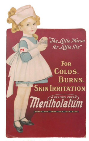 Mentholatum_gl_reklame_little_nurse