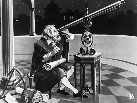 1610年 ガリレオ太陽黒点を発見:...