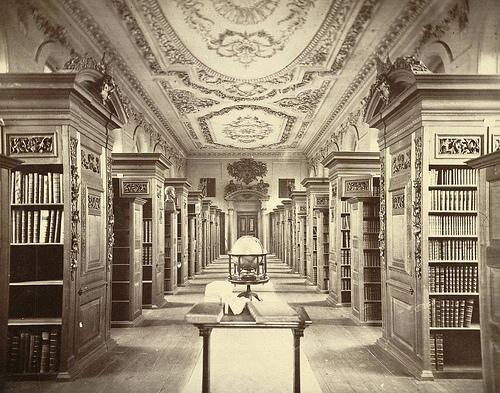 Cambridgekingscollegelibrary