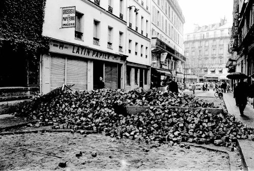 Barricadeparis1968