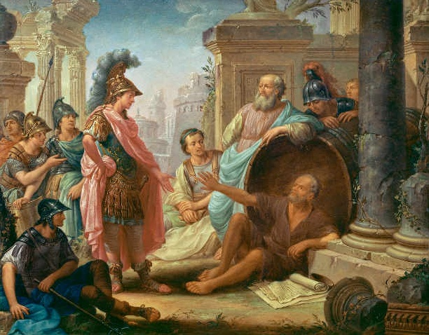 Thomas_christian_wink__diogenes_and