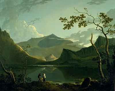 風景画家リチャード・ウィルソン: ケペル先生のブログ