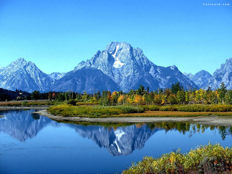 Positive Slope Mountains